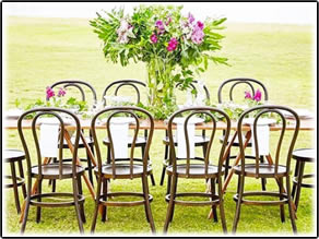 grandscene wedding event hire wedding chair hire perth party hire