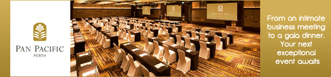 Pan Pacific Function Room