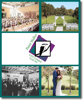alter Golf Course Wedding Venue