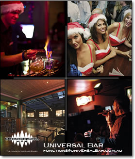 universal bar and cafe