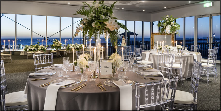 Aqwa The Aquarium Of Western Australia Wedding Venues
