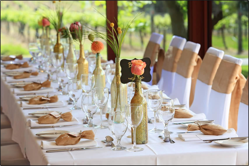 Carilley estate wedding
