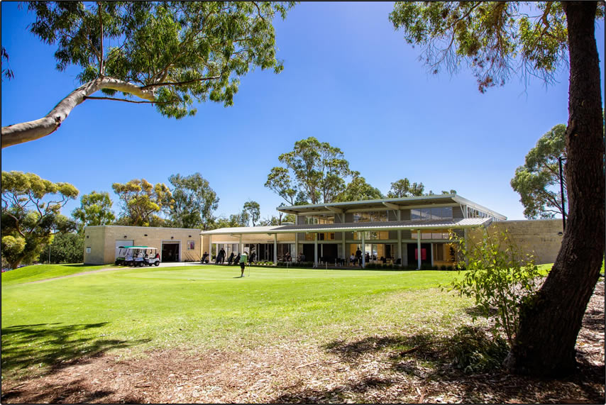 Point Walter Golf Course Wedding Venues Perth