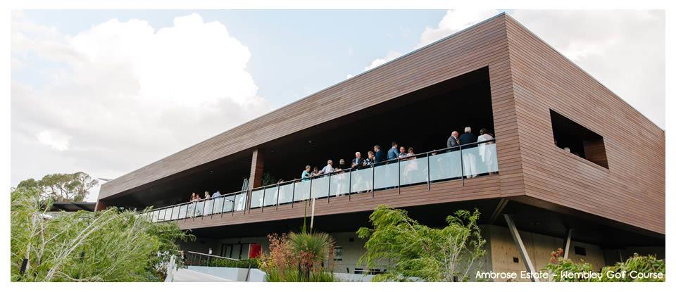 wembley golf complex venue hire wedding venues perth
