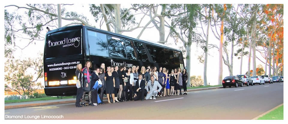 Diamond Limo Coach