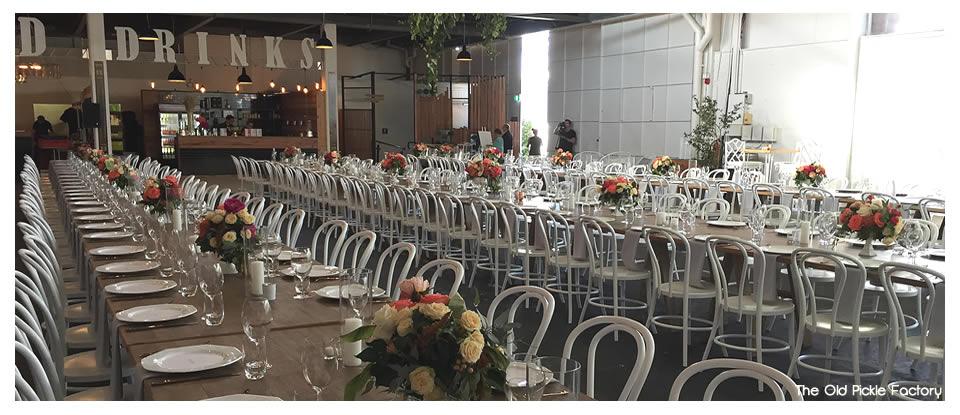 Old Pickle Factory Venue Hire West Perth Wedding Venue