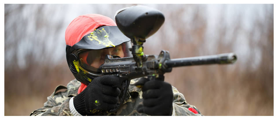 Paintball Perth Paintballing For A Corporate Event Bucks