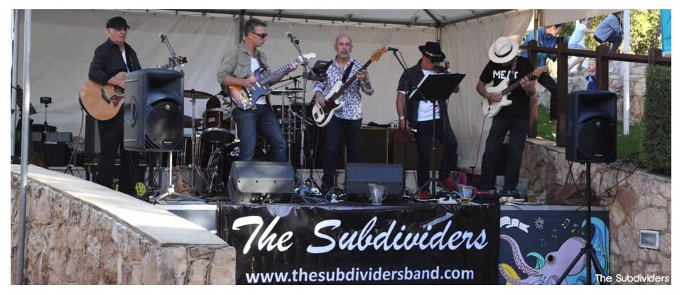 The Subdividers Band