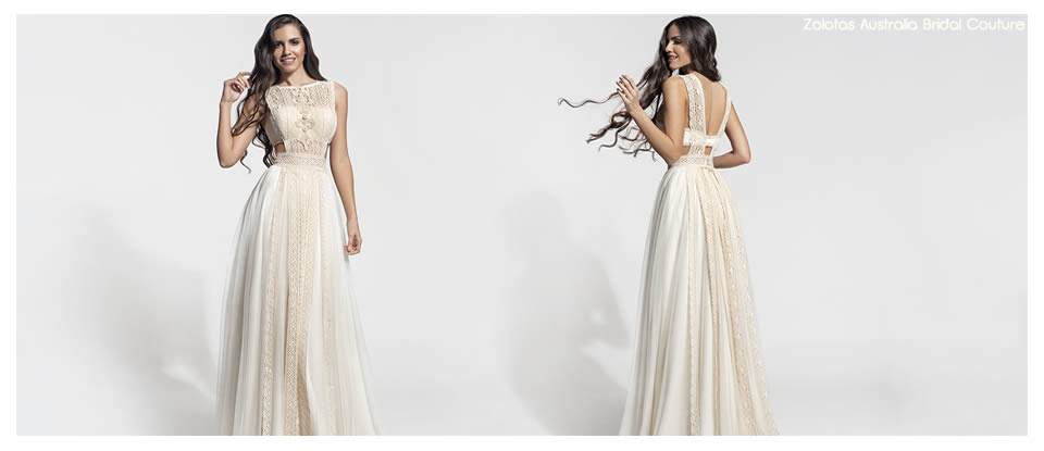 Zolotas Australia Bridal Couture - Wedding Dresses Perth | Bridal ...